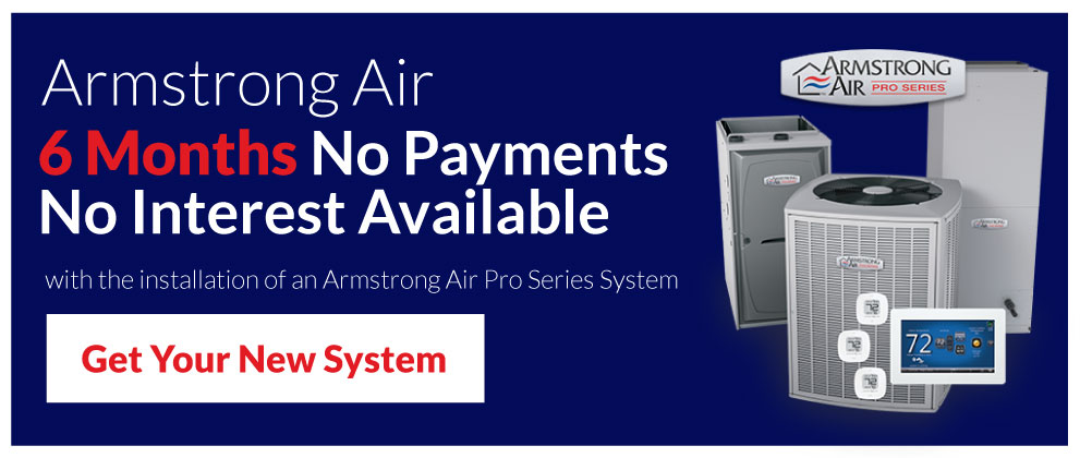 Armstrong Air Consumer Rebate